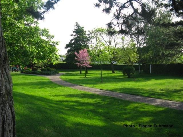 6 le parc pr yvelines for Yvelines parc
